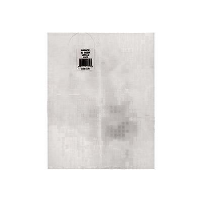 "Plastic Canvas 10 Count 10.5""X13.5"" White 33030-2"