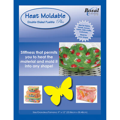 Heat Moldable Stabilizer Double Sided Fusible 491