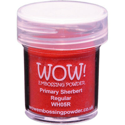 WOW! Embossing Powder 15ml Primary Sherbert WOW-WH05R