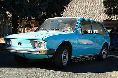 1978 Volkswagen Other  1978 VW Brasilia 1600 Dual Port Dual Carbs - in US. Type 1 VW