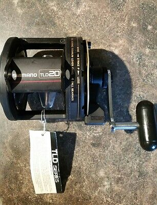 Shimano TLD 20 Conventional Big Game Offshore Saltwater Reel