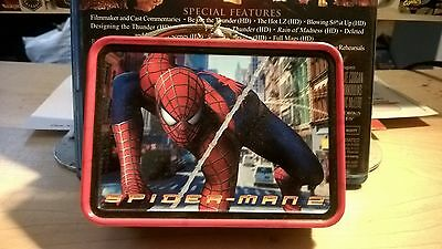 Spider-Man 2 Tiny Tin  Lunch Box
