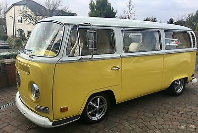 vw early bay camper