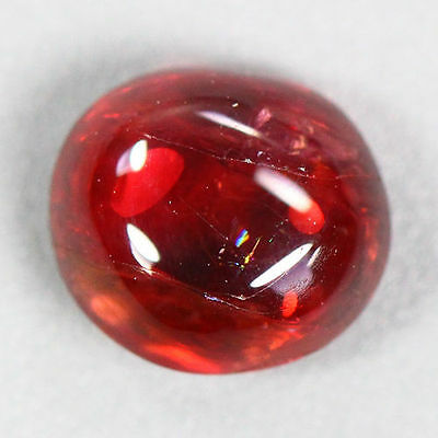 1.19 Cts_Simmering Ultra Nice Top Red Color_100 % Natural Red Spinel_Burmesh
