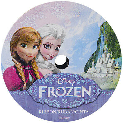 "Frozen Ribbon 7/8""X9' Characters 944842"