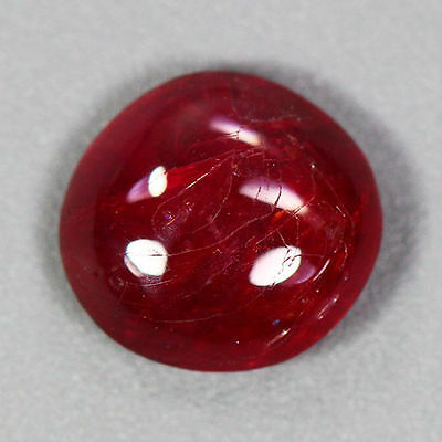 1.16 Cts_Simmering Ultra Nice Top Red Color_100 % Natural Red Spinel_Burmesh