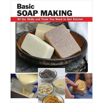 Stackpole Books Basic Soap Making STB-73573