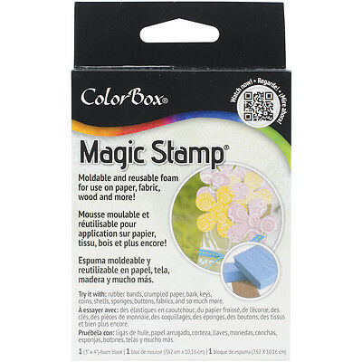 "ColorBox Magic Stamp 3""X4""  MS10202"
