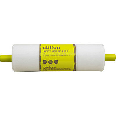 Stiffen One Sided Fusible Interfacing FS04