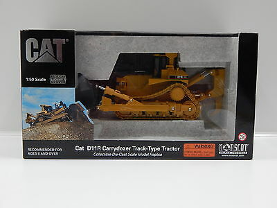 1:50 Cat D11R Carrydozer Track-Type Tractor Caterpillar 55070