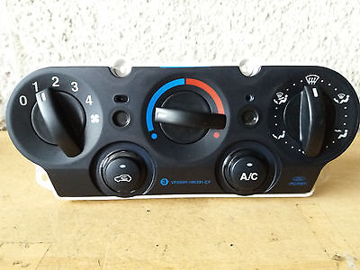 Ford Fiesta MK6 2002-2008 Heater Control Panel A/C 2S6H19980BC