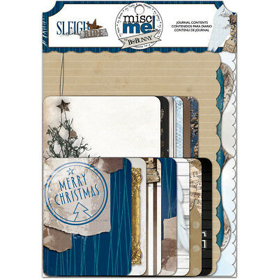 Misc Me Journal Contents Sleigh Ride 18726152