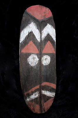 Old Mendi Shield - Southern Highlands PNG 1970's