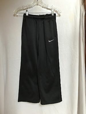 EUC Boy's NIKE Therma-Fit Black Athletic/Training Pants Small