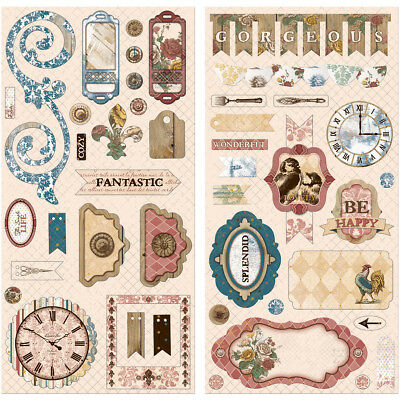 Provence Self Adhesive Chipboard  18615124