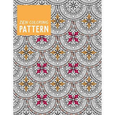 Guild Of Master Craftsman Books Zen Coloring: Pattern GU-42816