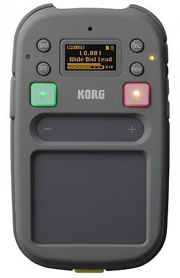 Korg Kaossilator 2S KO-2S Dynamic Phrase Synthesizer from Japan with Tracking
