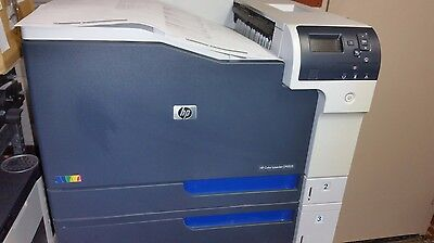 HP CP5225dtn A3 Colour Laser Printer Low Page Count