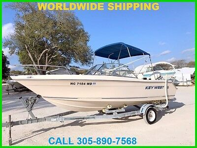1998 Key West 2020Dc! 150Hp Fuel Injected Motor! Fresh Water Boat!