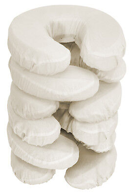 Master Massage 100% Cotton Fitted Flannel Face Pillow Cushion Covers 6 Pack