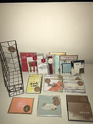 Target One Spot Stationery Notepads Lot Of 21 Items