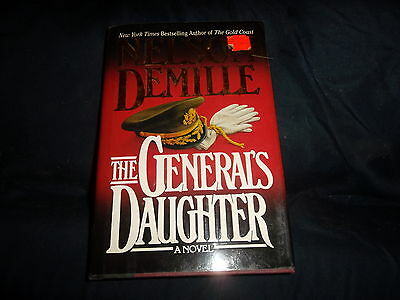 The General's Daughter: A Novel  by Nelson DeMille 1st Edition (1992, Hardcover)