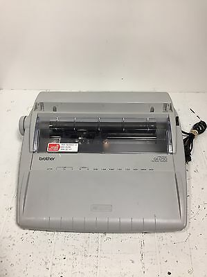 Brother GX-6750 Daisy Wheel Portable Electric Correctronic Typewriter- Tested