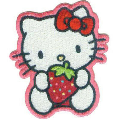 Hello Kitty Patch Strawberry Sweet P-HK-0009