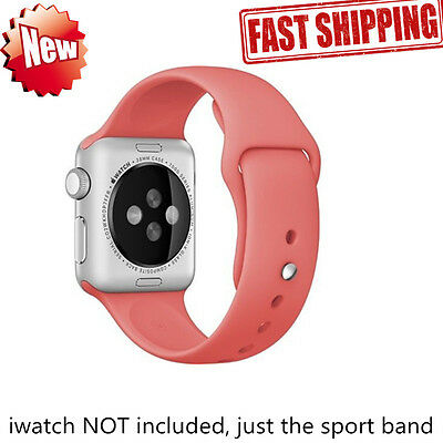 New Genuine Apple Watch 38mm Sports Band -Pink MJ4K2ZM/A