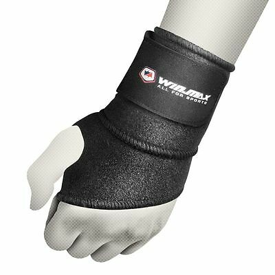 WIN.MAX Weight lifting Palm Guards Brace Protector Neoprene Wrist Support