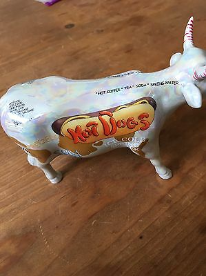 Cows On Parade Hot Dog Stand