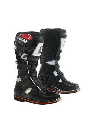 GAERNE GX1 EVO Black Motorcycle Boots ALL SIZES