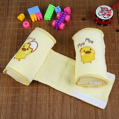 Baby Toddler Safe Cotton Sleep Positioner Anti-rollover Anti Roll Pillow