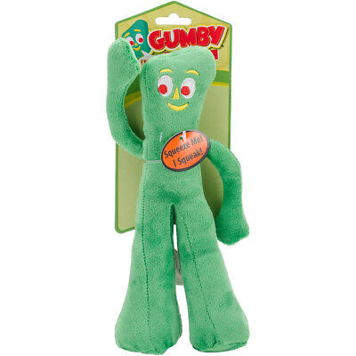 "Mulitpet Gumby 9"" Plush Toy  MP16674"