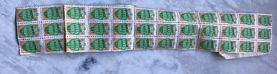 Green Shield Stamps 60 New