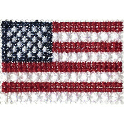Stitch A Pen Flags USA K0010699