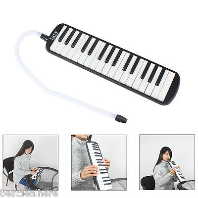IRIN Portable 32 Key Melodica Student Harmonica Musical Instrument with Bag
