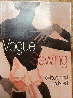 Vogue Sewing Book Paperback 2006