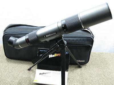 HalleyScope & All Accesories - 8 to 32x Zoom 40mm - Camera Adaptor for Zoom Lens