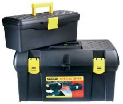 Tool Box On Wheels 2in1 Large Rolling Mobile Tools Trolley Box Chest Toolbox New