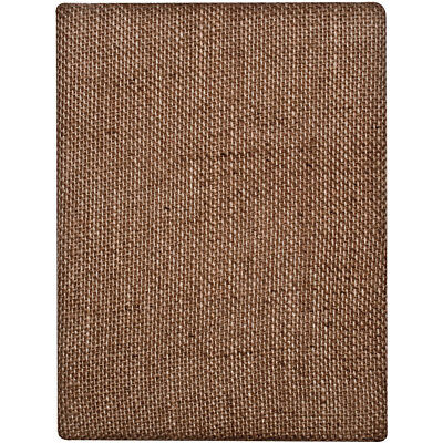 "Idea Ology Bare Burlap Panel 6""X8""  TH93062"