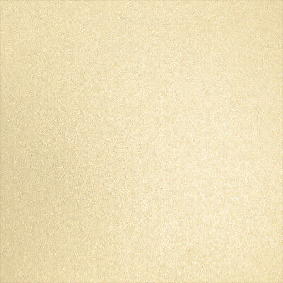 """Crafter's Companion Shimmering Cardstock 6""""X6"""" 20/Pkg Gold Dust SC66-GOLD"""