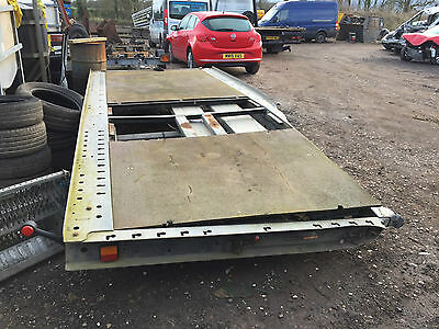 Brian James 4 Wheel Car  Trailer
