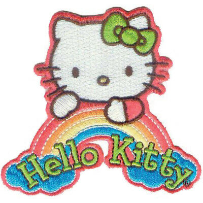 Hello Kitty Patch Dream Rainbow P-HK-0002