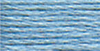 DMC 6 Strand Embroidery Cotton 8.7yd Baby Blue 117-3755