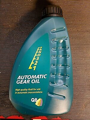 Q8 automatic gear oil