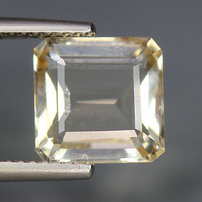 3.44 Cts_Simmering Ultra Rare Gemmy Collection_100 % Natural Scapolite_Brazil
