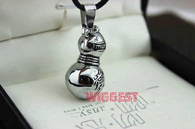 Naruto Gaara Gourd Pendant Necklace Cosplay Love Perfect Birthday Gift