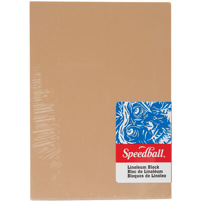 "Speedball Linoleum Block 5""X7"" SB4309"