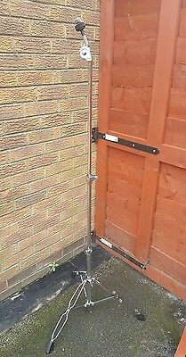 Tama straight double braced cymbal stand nice and heavy